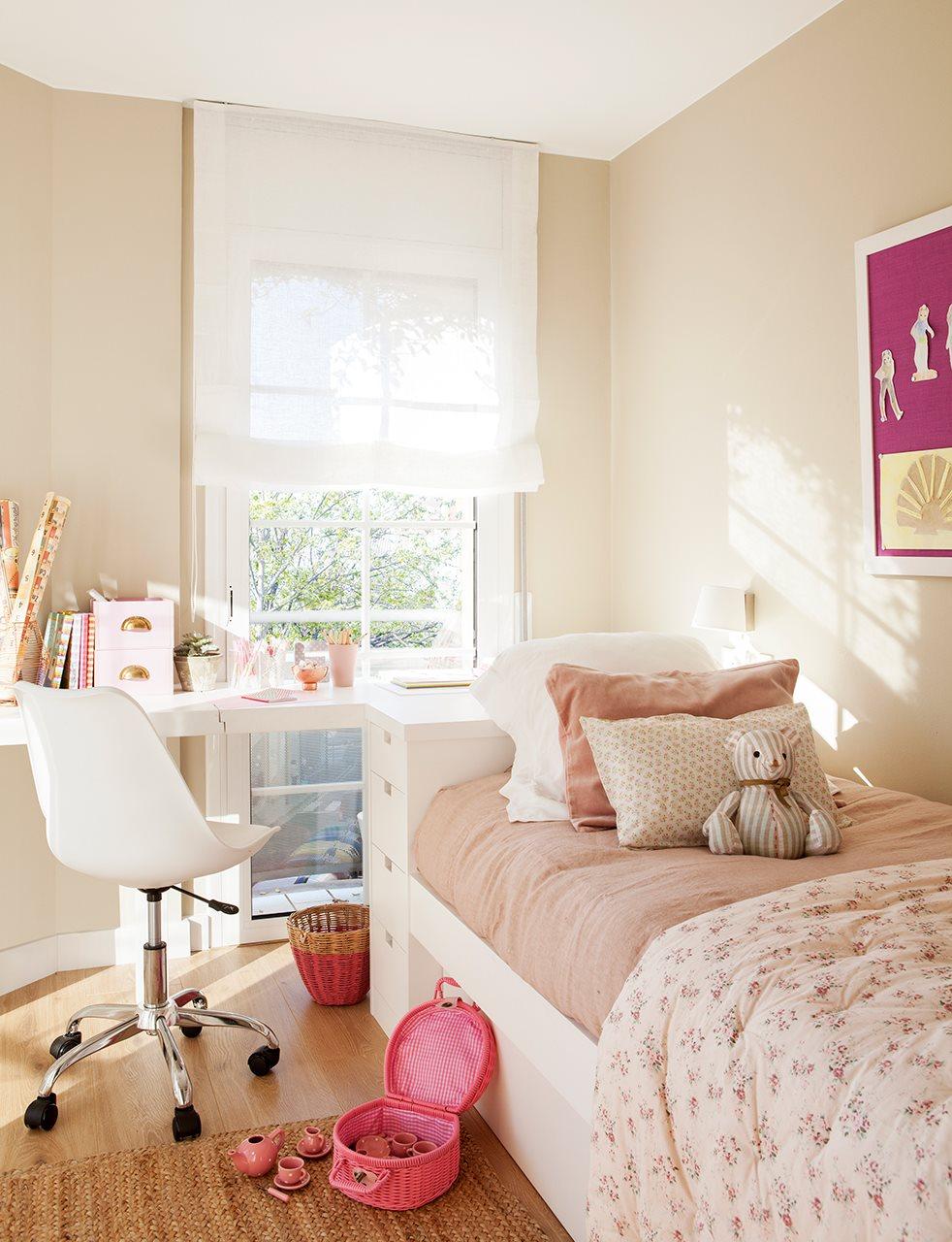 Casa tr s chic quarto de crian a - Dormitorios de chica ...