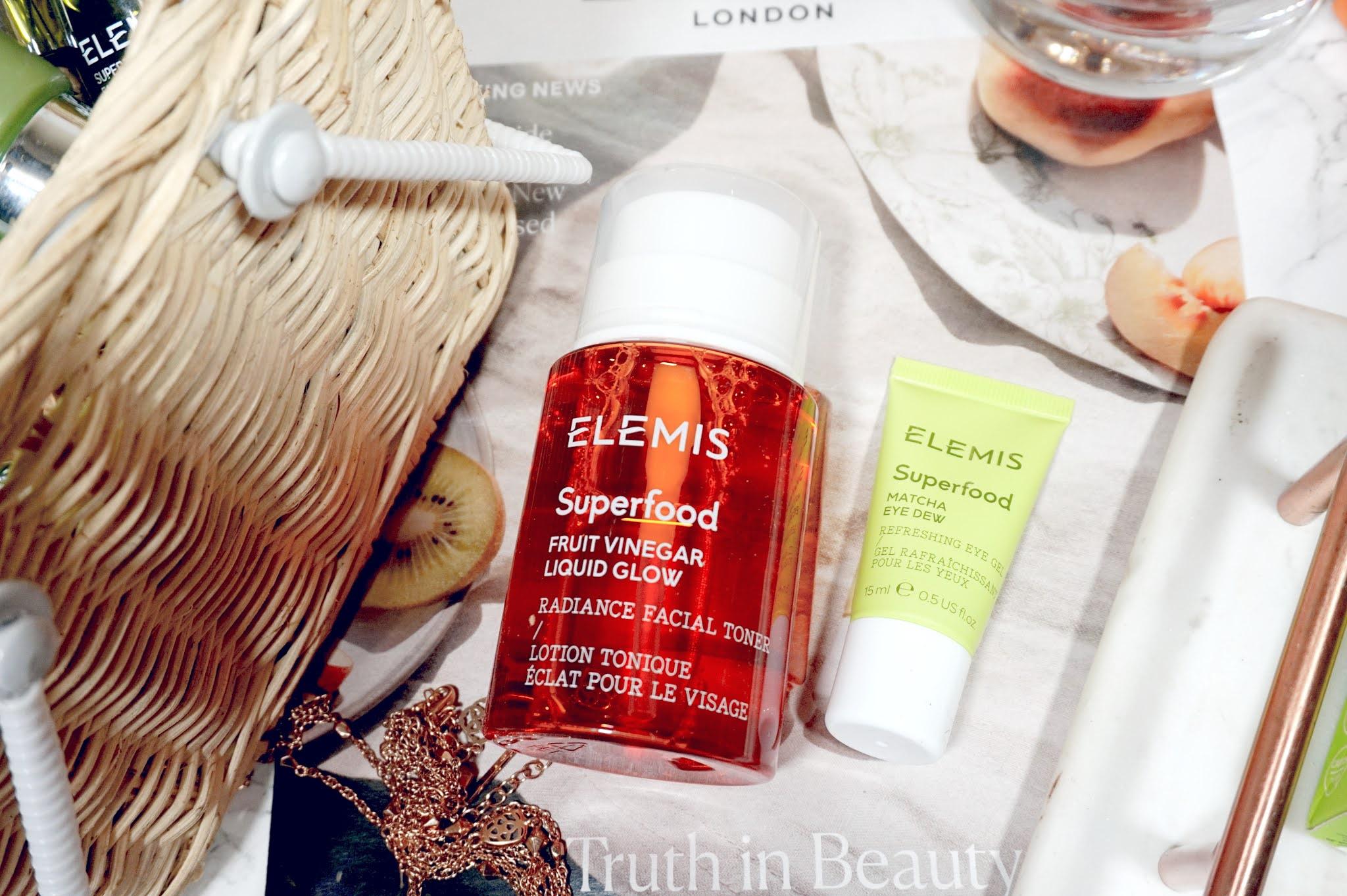 Elemis Superfood Fruit Vinegar Liquid Glow Review