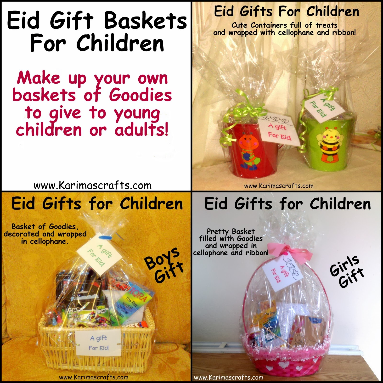 Karima S Crafts Eid Gifts Ideas 30 Days Of Ramadan Crafts