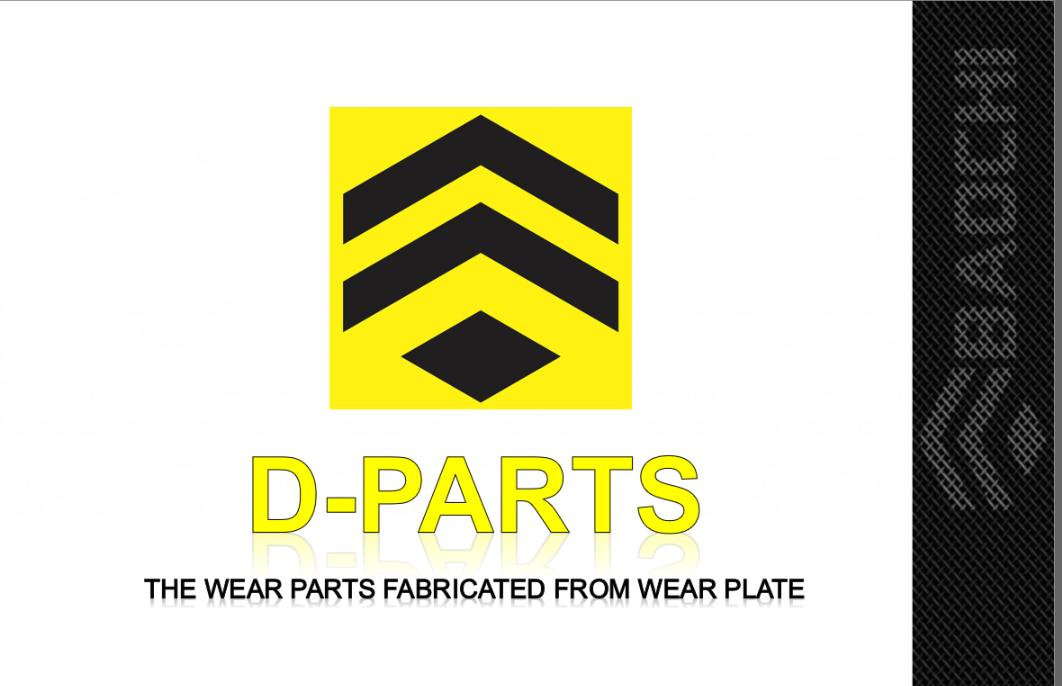 D-Parts by D-Plate - The Wear Resistant parts