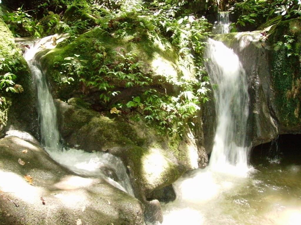 Air Terjun Tujuh Tingkat