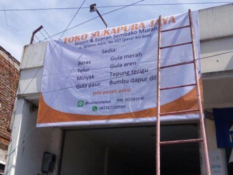 Sukapura Jaya Toko Sembako Pasar Kordon Bandung