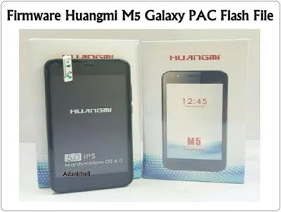 Firmware Huangmi M5 Galaxy PAC Flash File