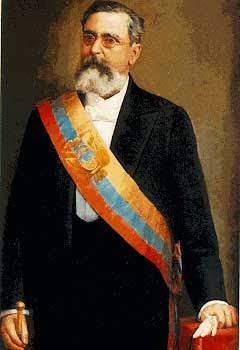 Presidente Emilio Estrada y Carmona Ecuador