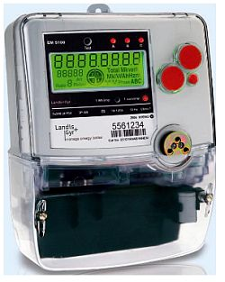 Solar And Consumption Net Meter