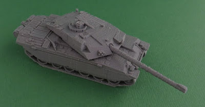 British Challenger 1 picture 5
