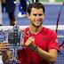 Tennis: l'austriaco Thiem trionfa agli Open Usa