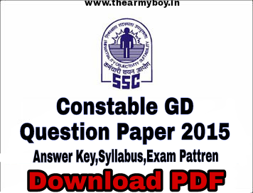 Ssc Exam Question Paper 2015 Pdf