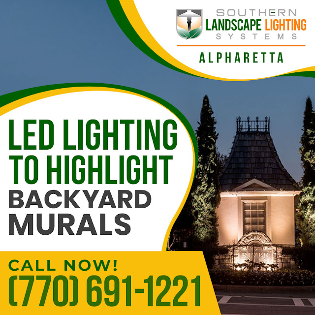 led landscape lighting