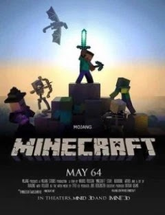 Minecraft 2016 English Full Movie Dvdrip