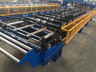 roll forming machine guider and feeder