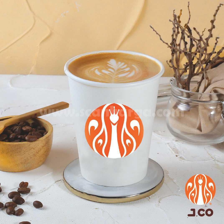 Promo JCO Buy 1 Get 1 TREAT - Beli 2 Hot Latte hanya Rp. 31 Ribu