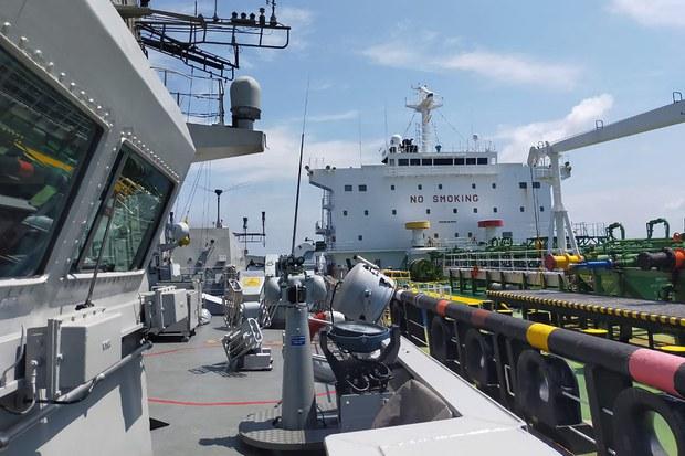 Arsyad Abdullah Ungkap Penangkapan Tanker Diduga Angkut Limbah Berbahaya di Kepri.lelemuku.com.jpg