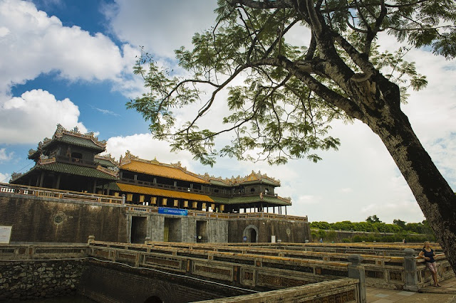 Hue Imperial Citadel to open at night to tourists