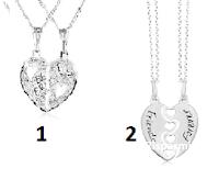 Logo Puoi vincere gratis una delle bellissime collane in argento Gioielli Eshop