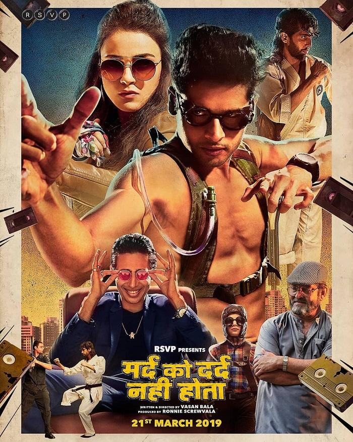 Mard Ko Dard Nahi Hota 2019 Hindi 720p  x264