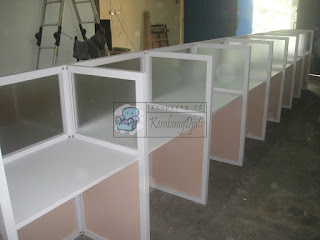 Cubicle Workstation - Pesan Furniture Online - Furniture Semarang