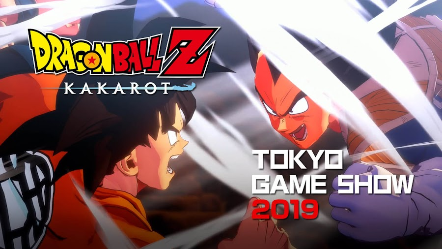 dragon ball z kakarot tgs 2019  cyber connect 2 bandai namco pc ps4 xb1