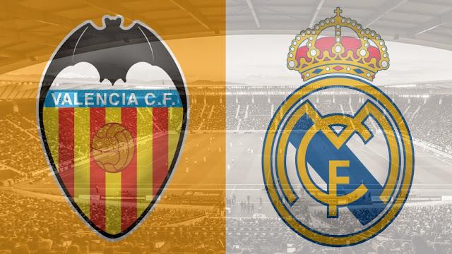 موعد مباراة ريال مدريد القادمة ضد فالينسيا اليوم والقنوات الناقلة ضمن منافسات الأسبوع التاسع والعشرين من الليجا الإسبانية