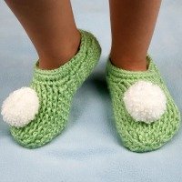 Wood Fairy Slippers