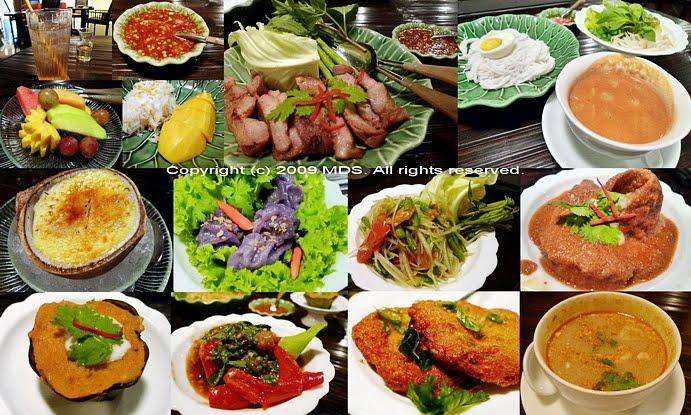 Amazing Thailand Gourmet Erawan Tea Room