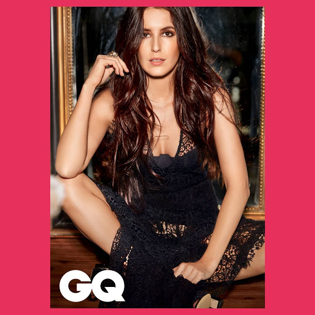 Isabelle Kaif's Photoshoot For GQ India Will Set The Temperatures Soaring