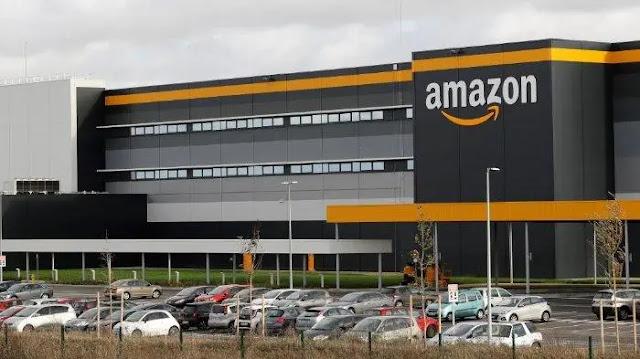 Amazon Perusahaan Teknologi Termahal Di Dunia