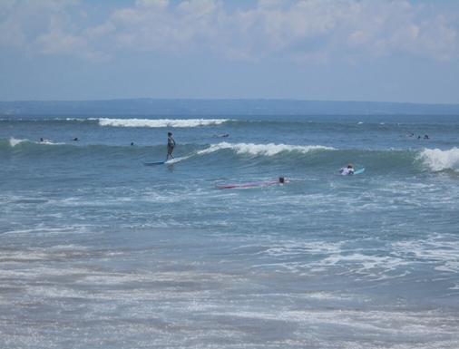 Batu Bolong Canggu Surf, Batu Bolong Surf Spot