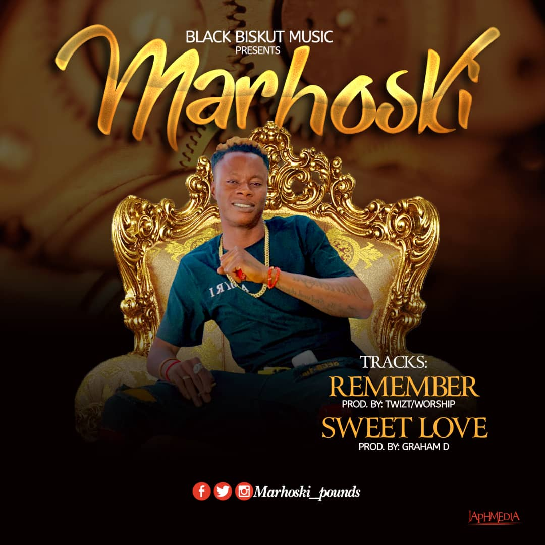 "Marhoski – ""Sweet Love"" + ""Remember"" #Arewapublisize"