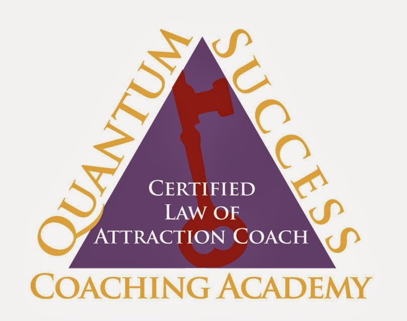 QSCA Law of Attraction Coach