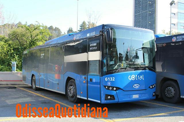 300 nuovi bus in arrivo per Cotral