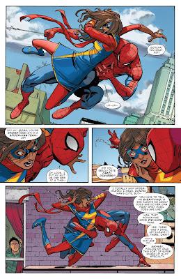 Comic: Review de Ms. Marvel Vol.2: Conquistada - Panini Comics