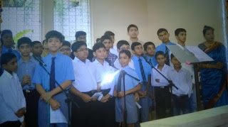 OLPS School Choir