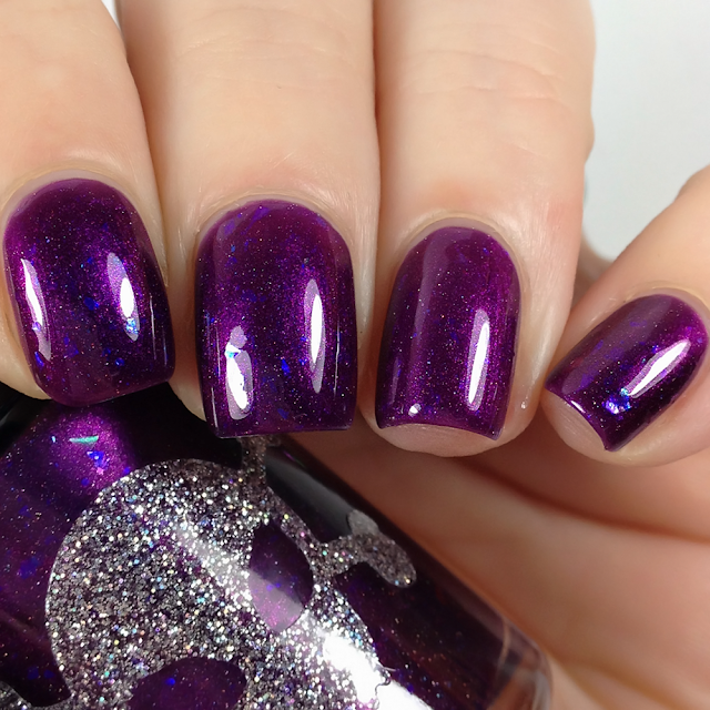 Necessary Evil Polish-We All Change, and That's Okay