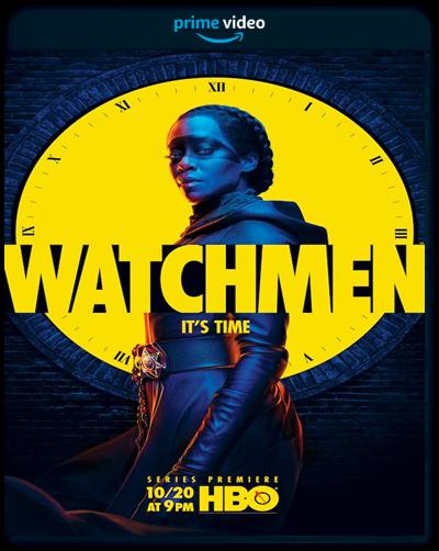 Watchmen S01E08 - A God Walks Into Abar (2019)