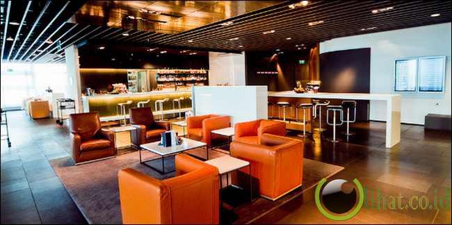Lufthansa First Class Terminal, Frankfurt Airport