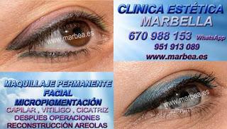 micropigmentación ojos Almeria micropigmentación ojos Almeria en la clínica estetica entrega micropigmentación Almeria ojos y maquillaje permanente