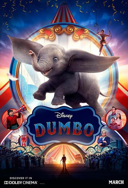 Dumbo [2019] [BBRip 1080p] [Dual Audio]