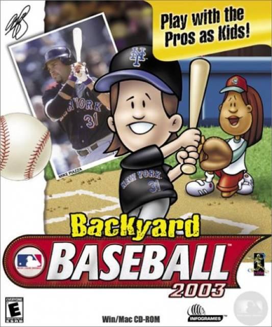 Backyard Baseball 2003 Full Version Game Download Pcgamefreetop