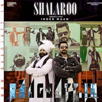 Shalaroo by Inder Maan lyrics