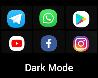 Cara Mengaktifkan Dark Mode Telegram, WhatsApp, Play Store, Youtube, Facebook, dan Instagram di HP Android