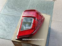 Harga dan Fisik : Stoplamp (Lampu Stop) Kanan Daihatsu Sigra 1.2 / Toyota Calya
