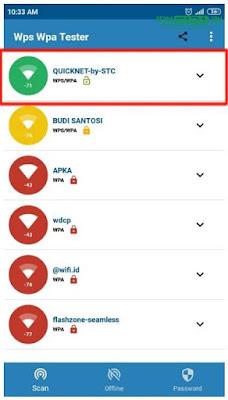 Cara Bobol Wifi Dengan Keamanan WPS/WPA Dengan Android