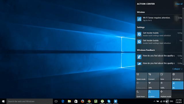 Cara Disable Aplikasi Yang Bekerja di Balik Background Pada Windows 10