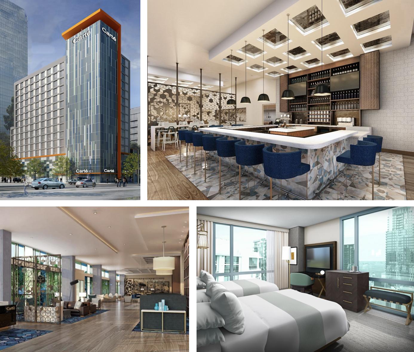 SanDiegoVille: Hilton's Carté Hotel To Unveil In San Diego ...