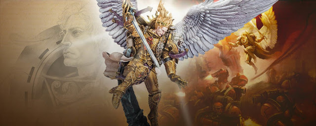 Sanguinius el Ángel