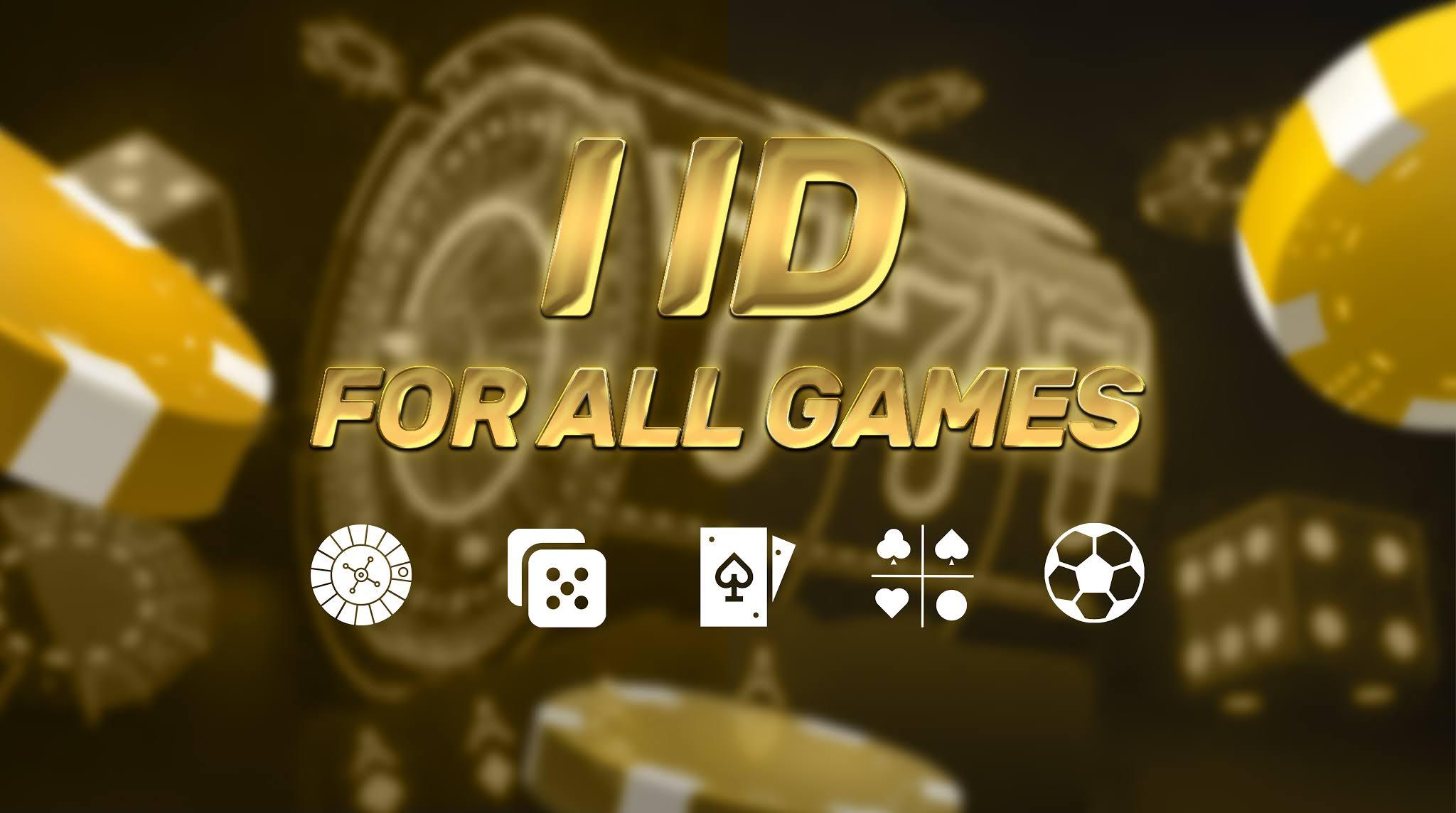 1 ID Semua Game