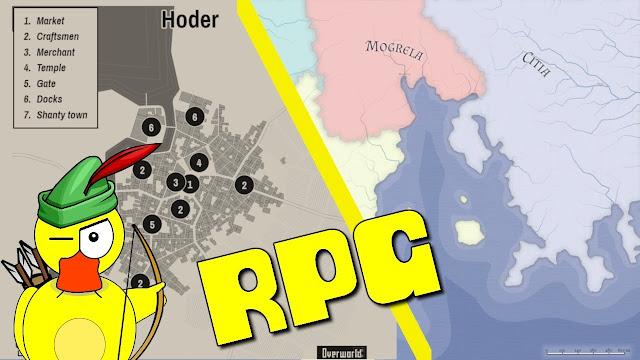 Duas ferramentas para gerar mapas no seu RPG de mesa