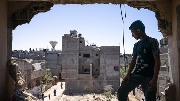 Memanas Lagi di Gaza Padahal Belum Sebulan Gencatan Senjata