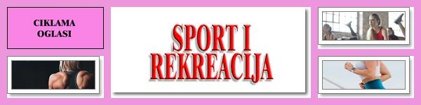 18. SPORT I REKREACIJA - CIKLAMA OGLASI